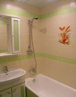 Ремонт ванной в Екатеринбурге