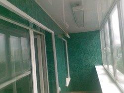 козырьки на балкон в Екатеринбурге